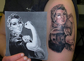 Body Art | Euro Tat | Rockford, IL | (815) 391-8510